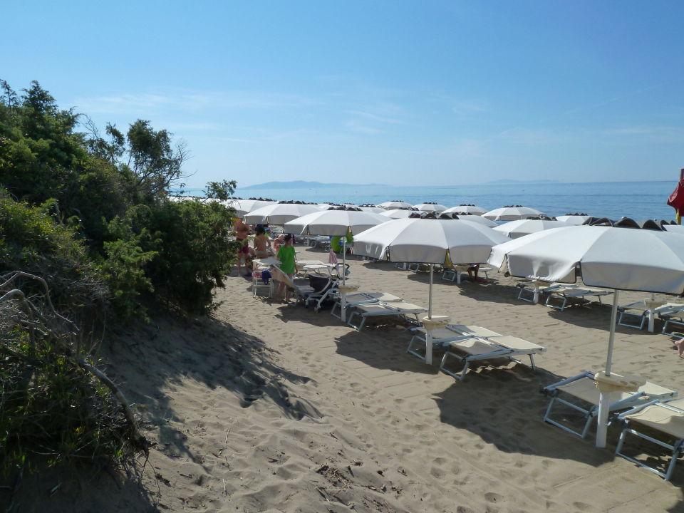 Hotel Toskana Strand