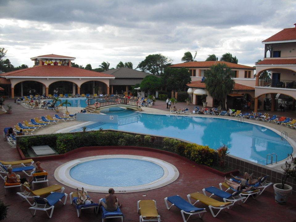 Innenhof vom Hotel Starfish Cuatro Palmas - Adults only
