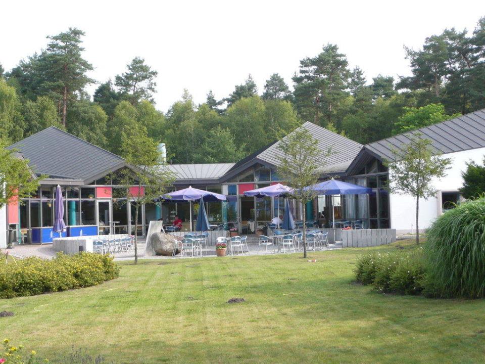 Außenansicht Vom Restaurant Hotel Park Soltau Soltau