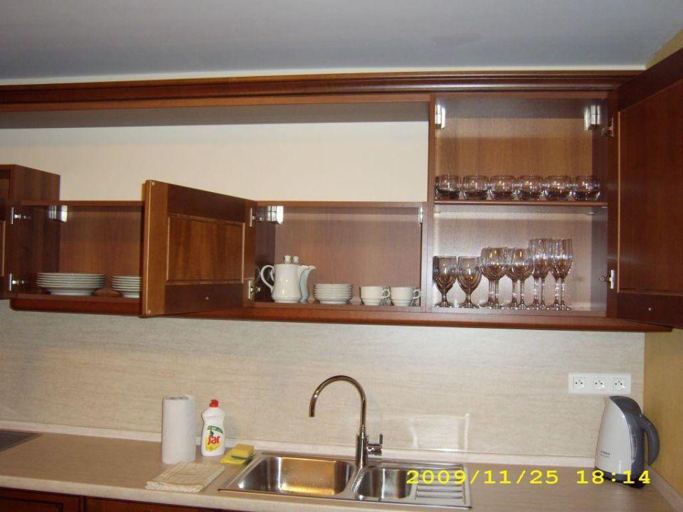 Aneks kuchenny Hotel Residence