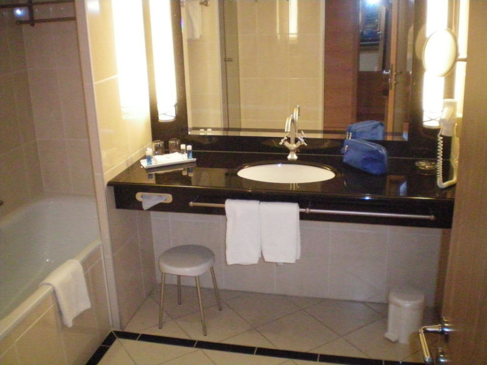 Bad/WC Maritim Hotel Dresden