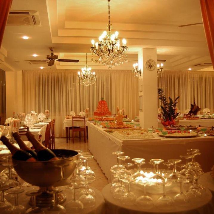 Buffet Settembre Hotel Portofino