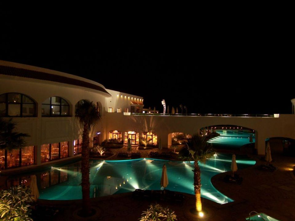 Abendidylle Reef Oasis Blue Bay Resort