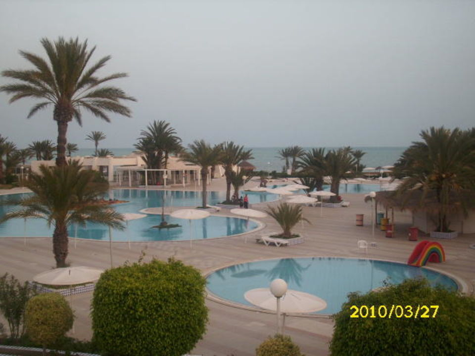 Pool Hotel El Mouradi Djerba Menzel