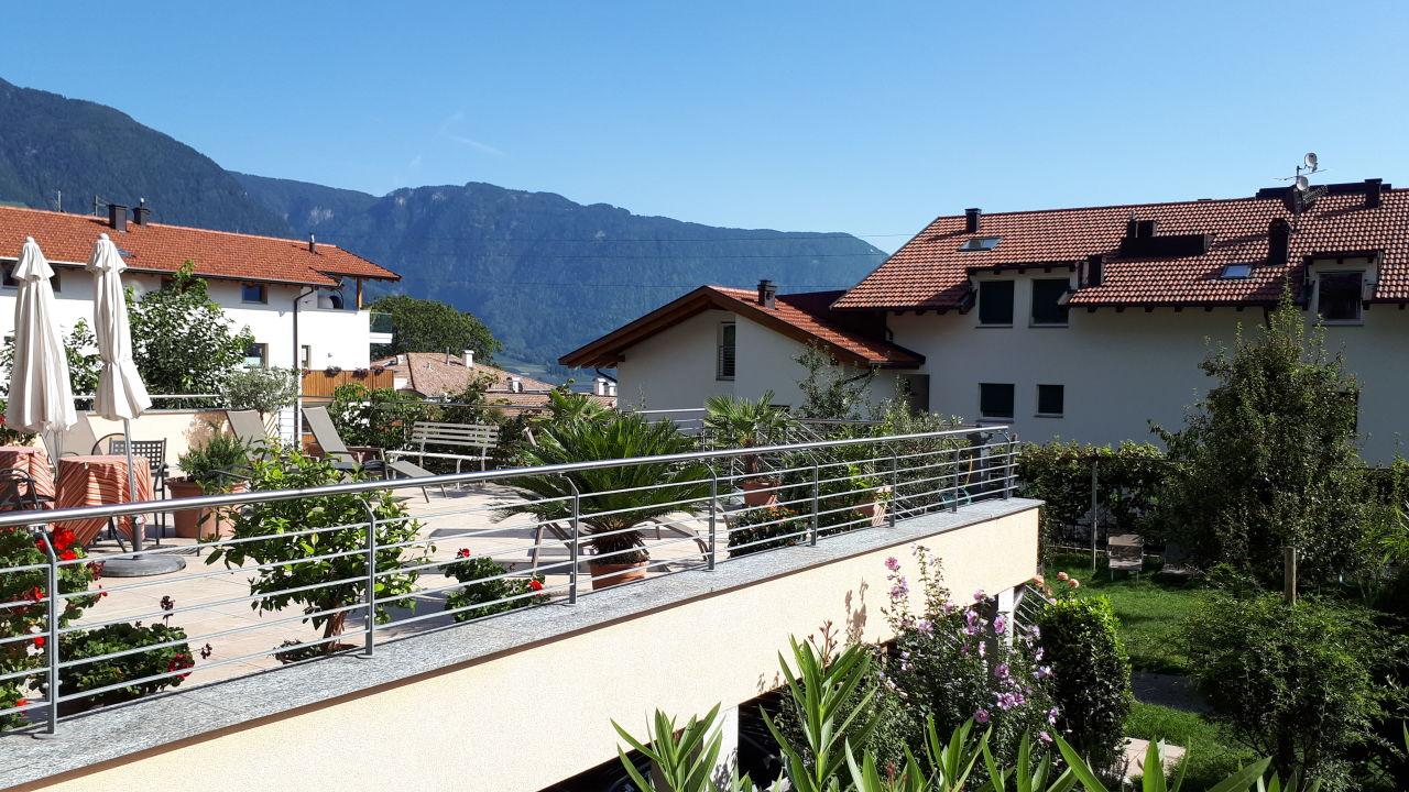 Ausblick Garni-Hotel Tritscherhof