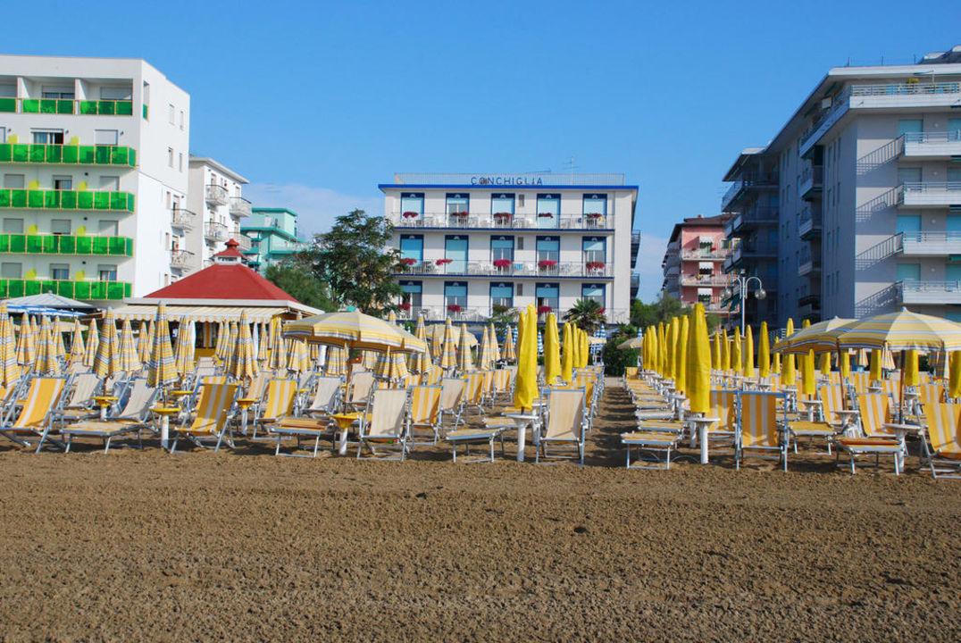 Strand Hotel Trevi