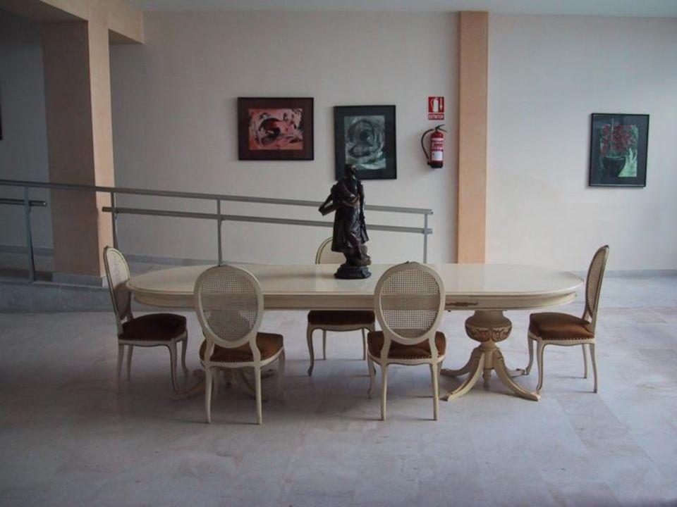 Hotel na Forana,  Eingangshalle 02 Hotel Na Forana