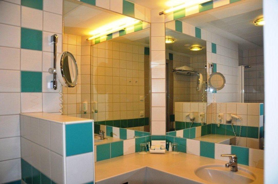 Badezimmer Austria Trend Hotel Schillerpark Linz