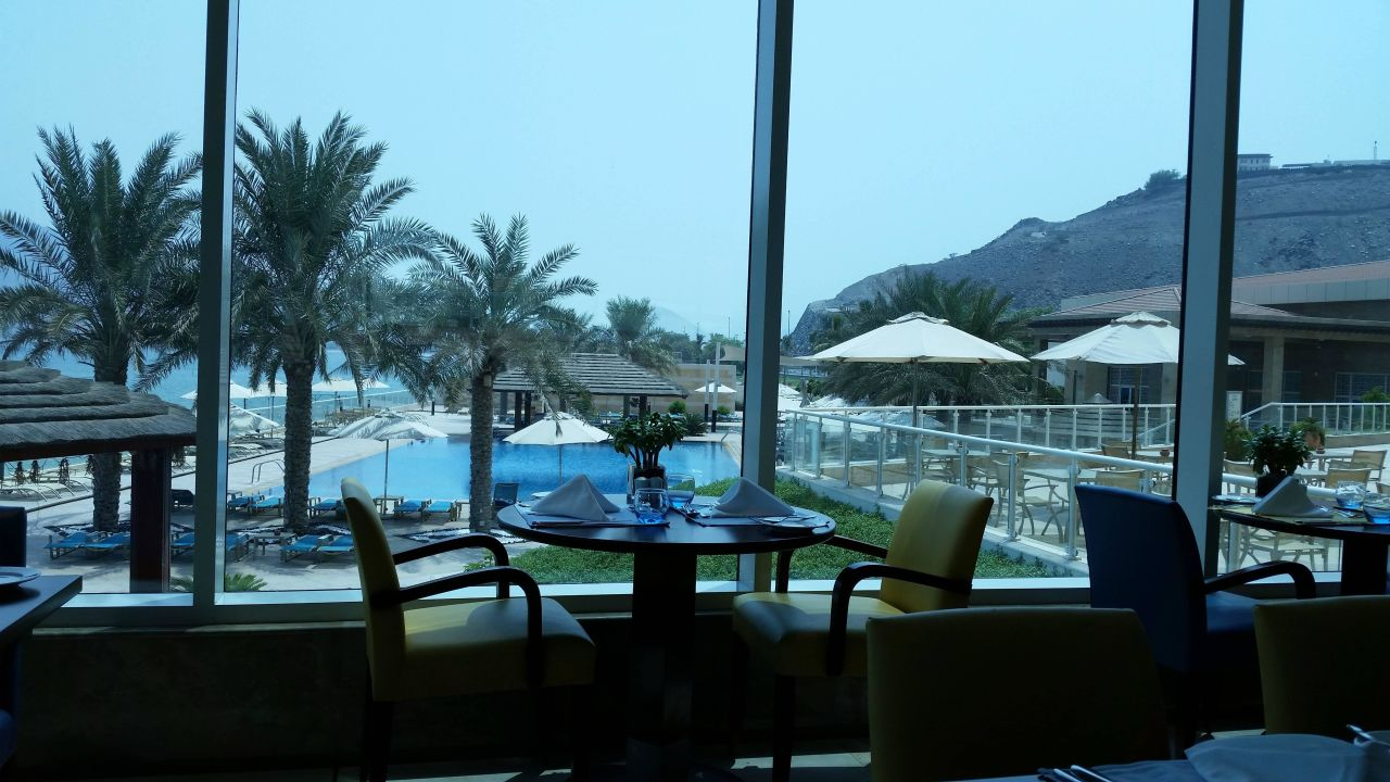 Pool Oceanic Khorfakkan Resort & Spa
