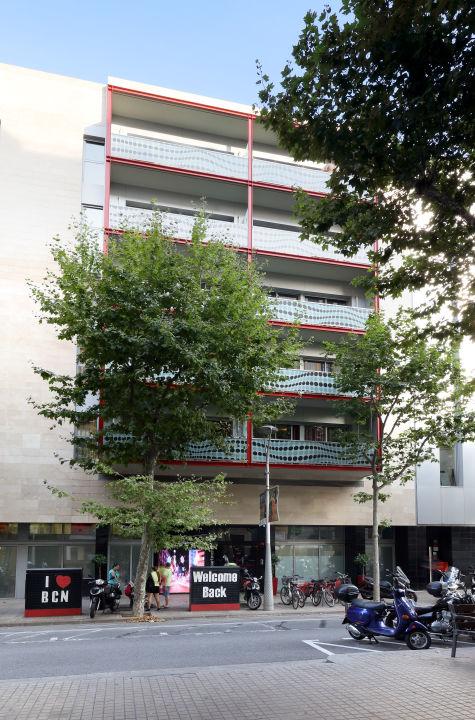 Außenansicht Castro Exclusive Residences Sagrada Familia