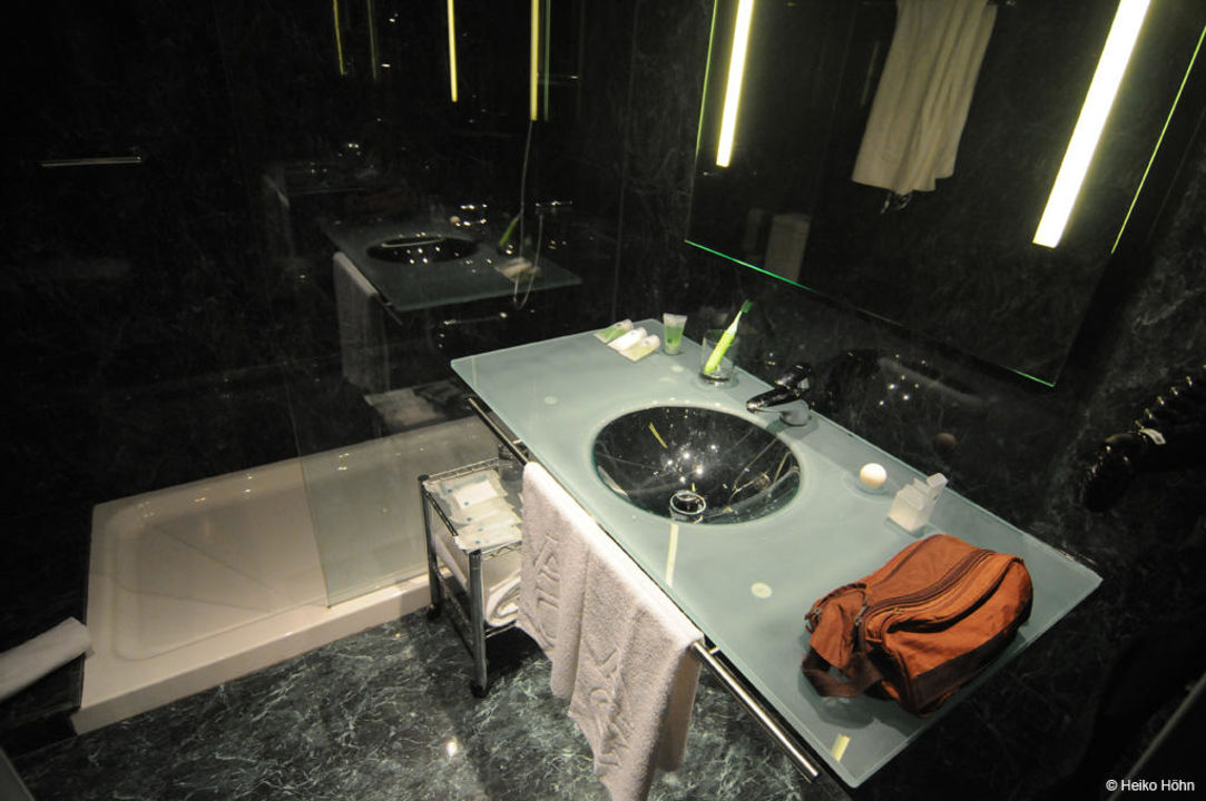 Badezimmer, Doppelzimmer Hotel AC Ciutat de Palma