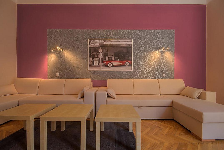 Apartament Delta Deep Purple Apartments Delta