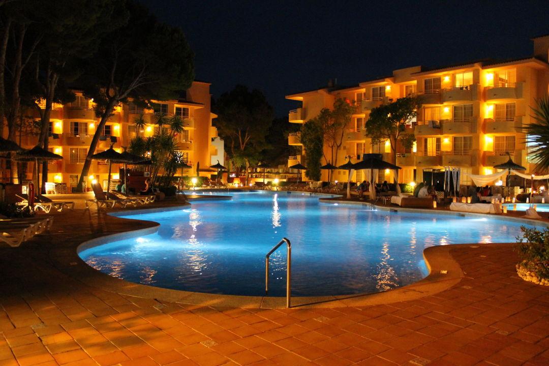 Pool am abend hotel prinsotel la pineda cala ratjada - Hotel la garriga de castelladral ...