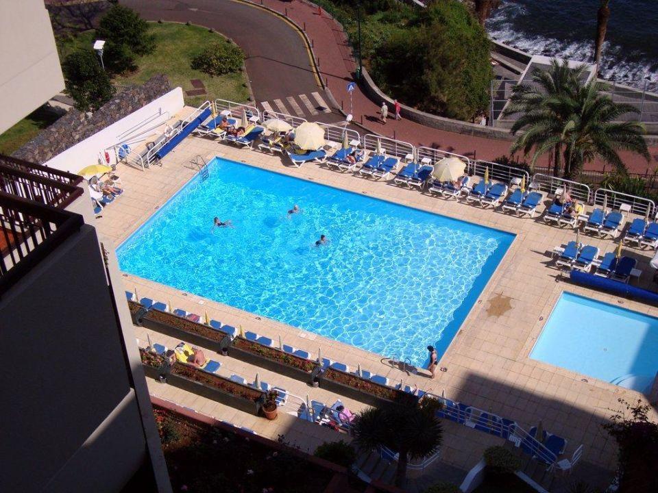 Swimmingpool Hotel Baia Azul