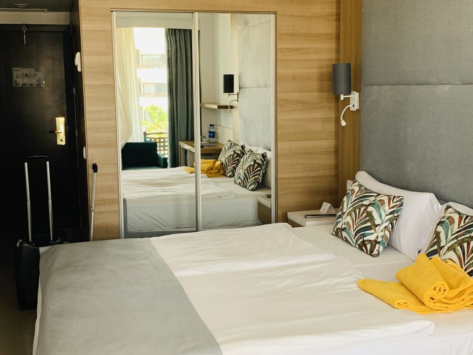 Zimmer allsun Hotel Borneo - Adults only