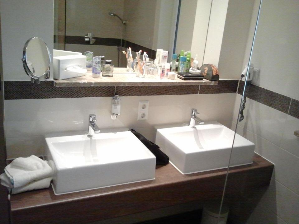 Badezimmer Neubau Hotel Gierer