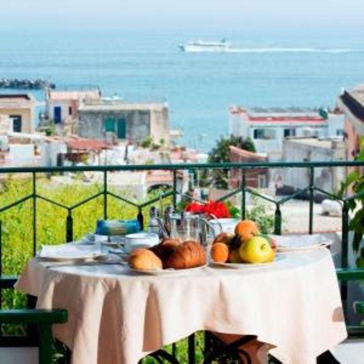 Hotel La Villarosa Ischia