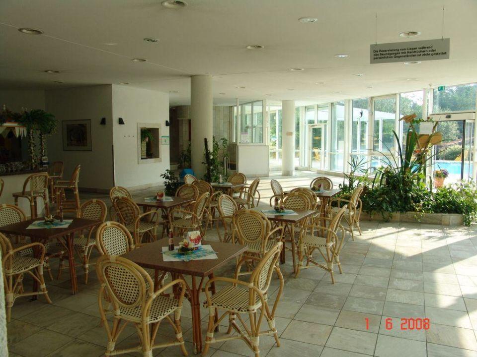 Saunabereich innen HEIDE SPA Hotel & Resort