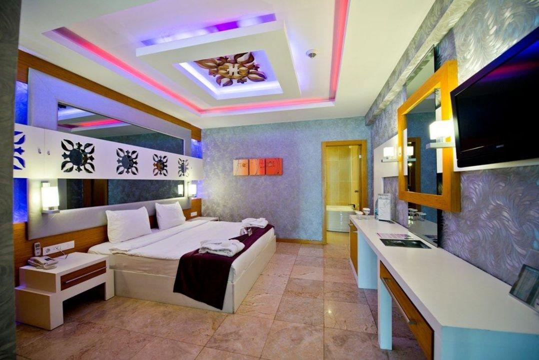 Türkische Schlafzimmer   Senior Suite Schlafzimmer Sentido Flora Garden Adults Only