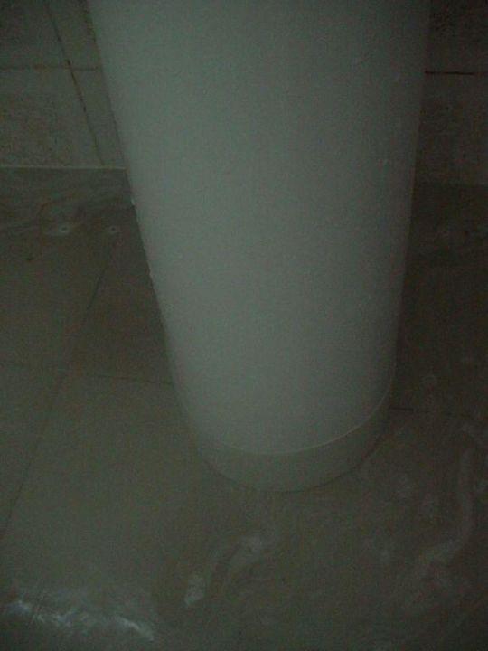 Überschwemmung Im Badezimmer Hotel Orel