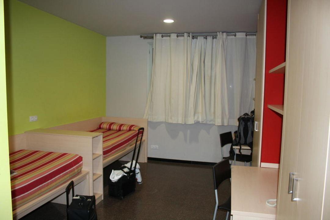 Zimmer Hotel Agora Bcn