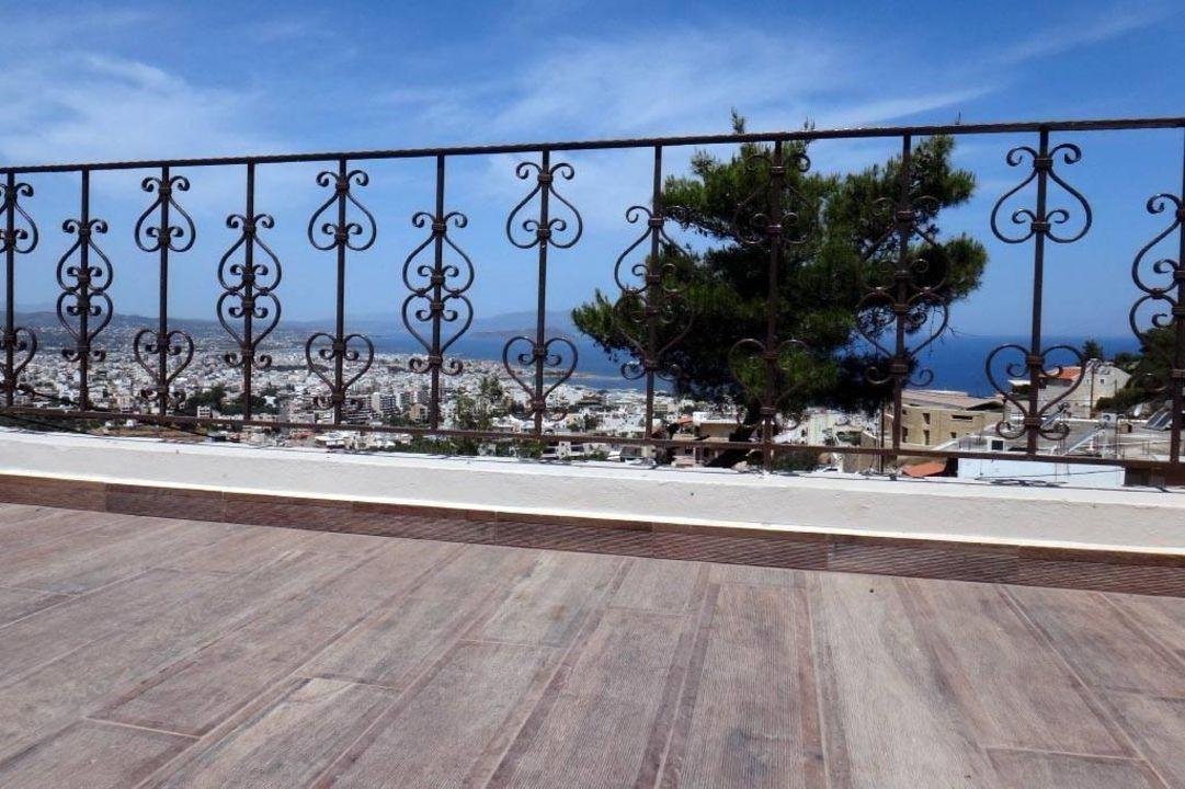 Widok na panoramę miasta Hotel Royal Sun