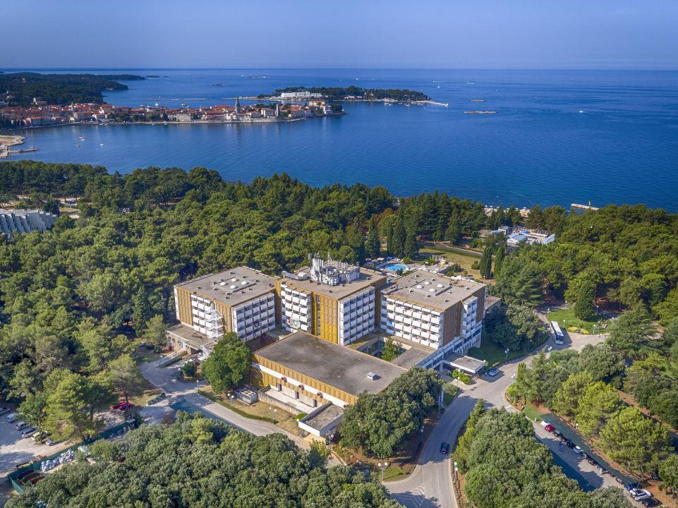 Außenansicht Pical Sunny Hotel by Valamar