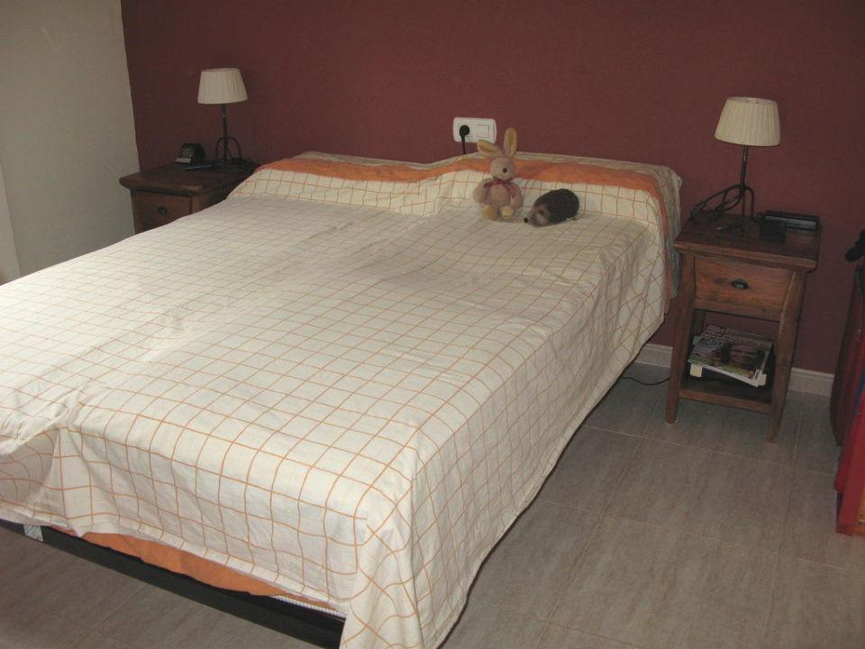 Schlafzimmer, Ferienwohnung\