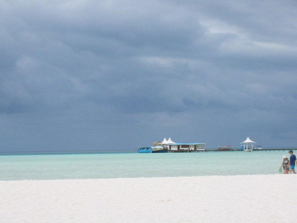 Ein Traum von einer Insel. Cinnamon Hakuraa Huraa Maldives