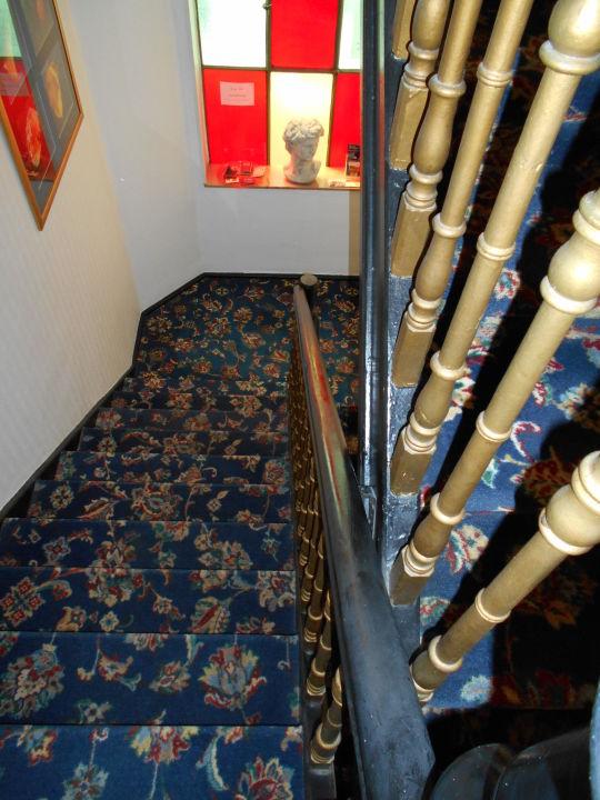 Hotel Hamburg  Bett Zimmer
