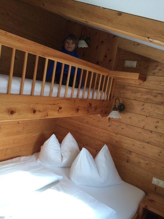 bild kinderzimmer zu feriendorf holzlebn in gro arl. Black Bedroom Furniture Sets. Home Design Ideas