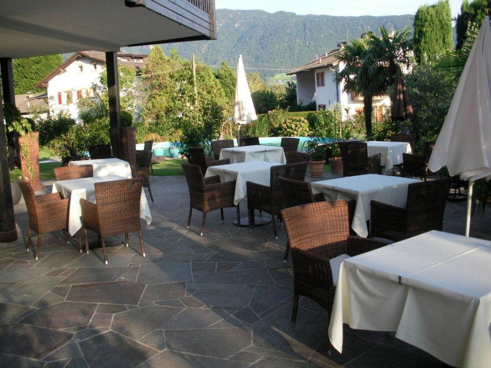 Terrasse Garni-Hotel Minigolf