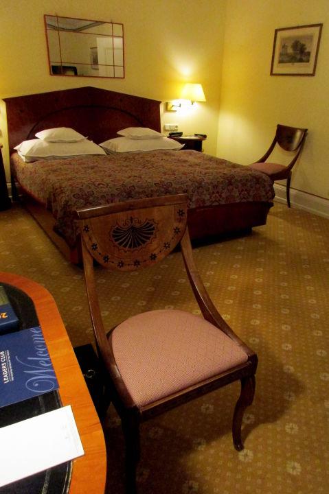 Zimmer im Art Deco-Stil Grandhotel Hessischer Hof