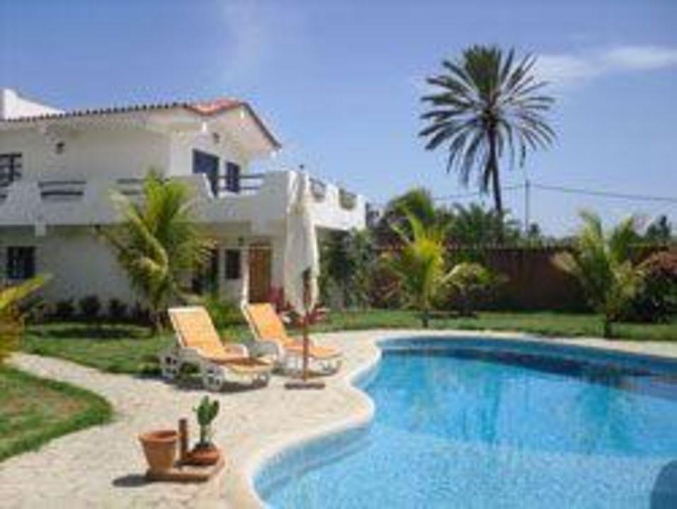 Aussenaufnahme Ferienhaus Villa Cocuyo Apartments