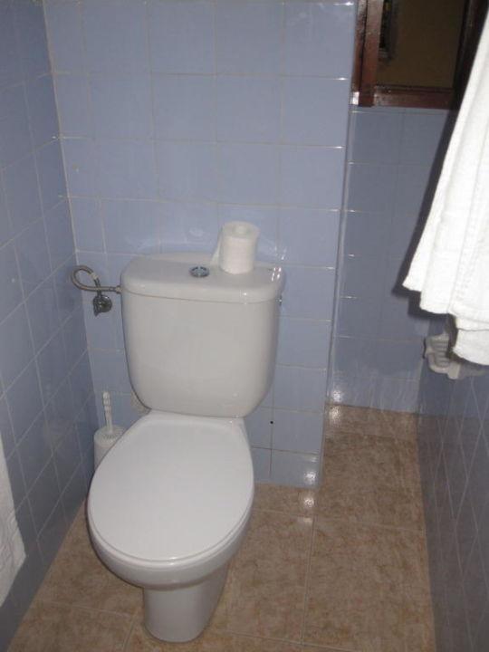 Toilette Hostal Playa De Palma