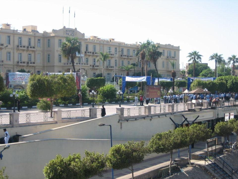 Präsidentenpalast Hotel Sofitel Winter Palace Luxor