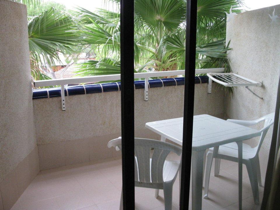Balkon vom Studio 215 IBEROSTAR Cristina
