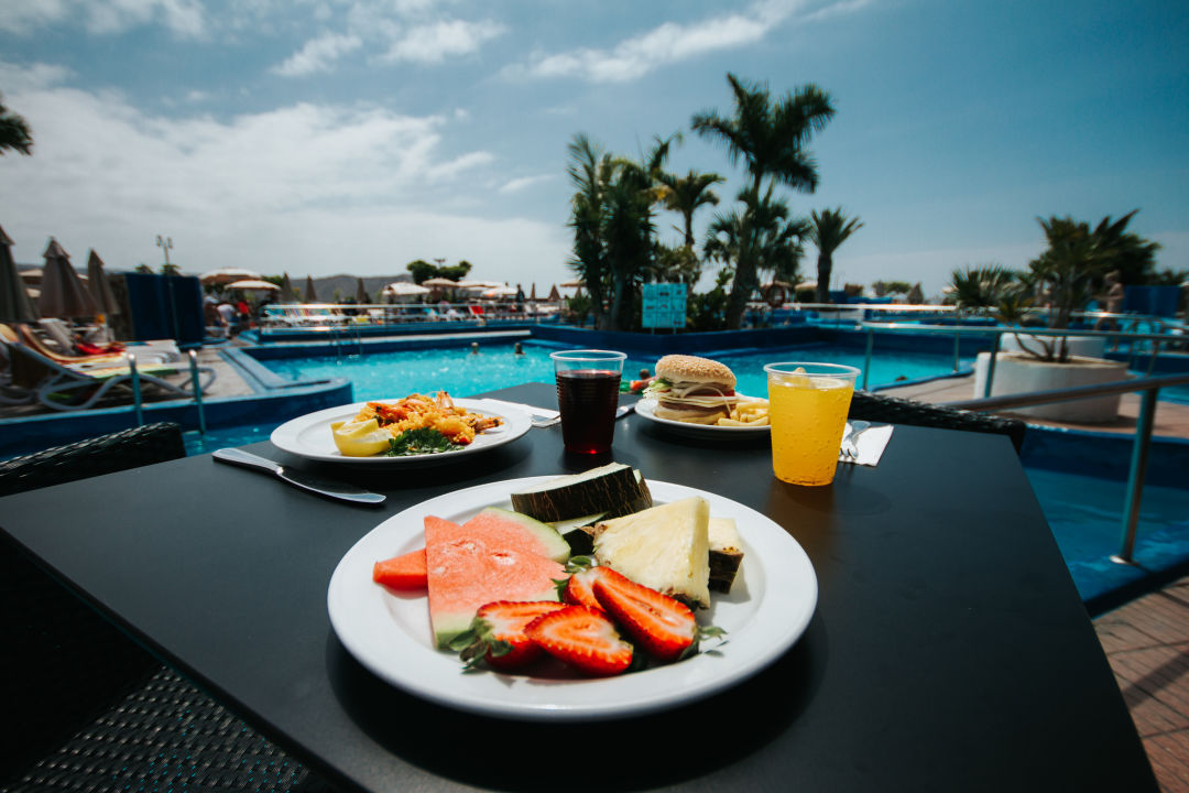 Pool hotel servatur puerto azul puerto rico holidaycheck gran canaria spanien - Servatur puerto azul hotel ...