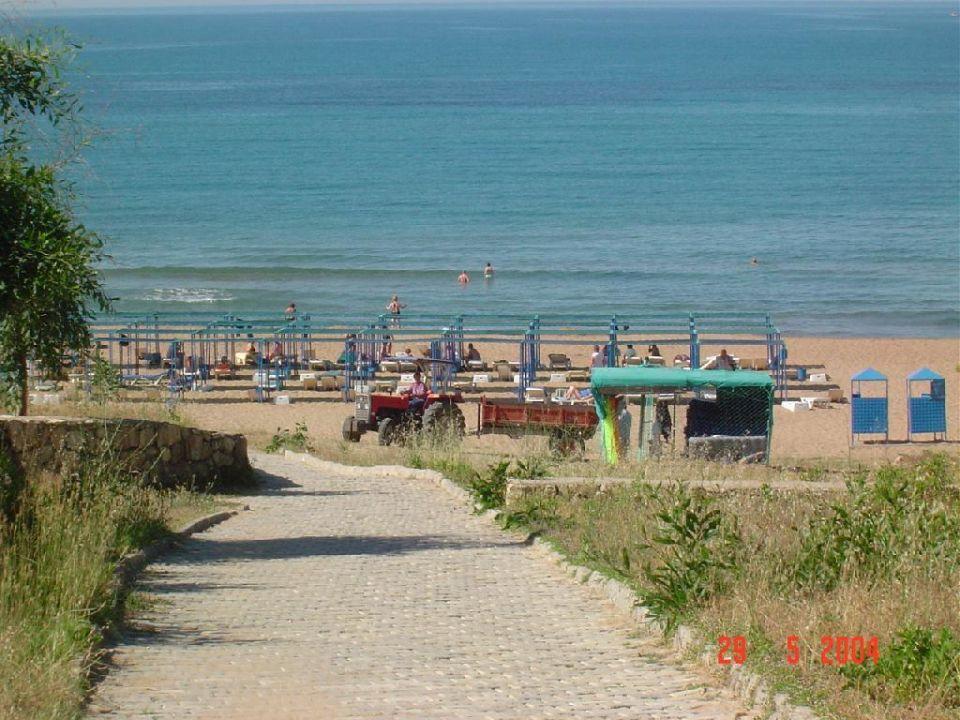 Strand vom Hotel Hotel Sidelya Club