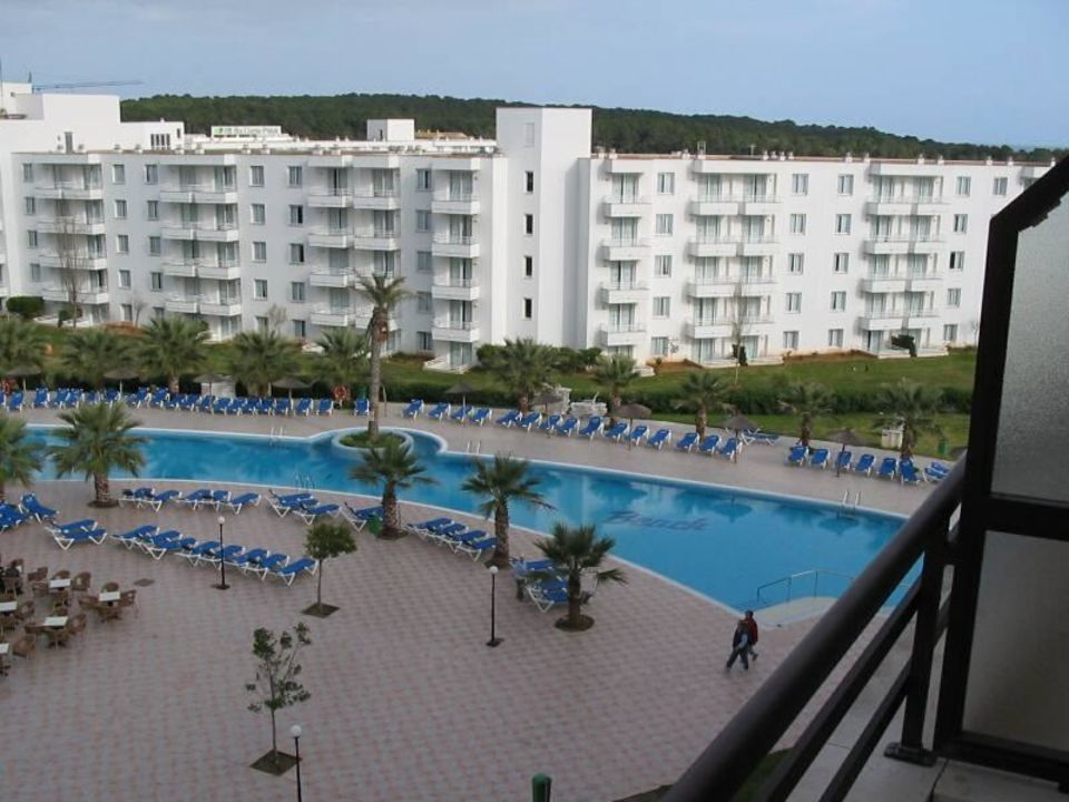 Pool allsun Hotel Orient Beach