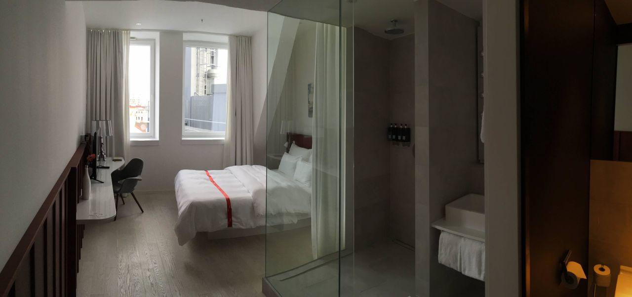 Lovely zimmer ruby marie hotel vienna wien for 3 designhotel wien