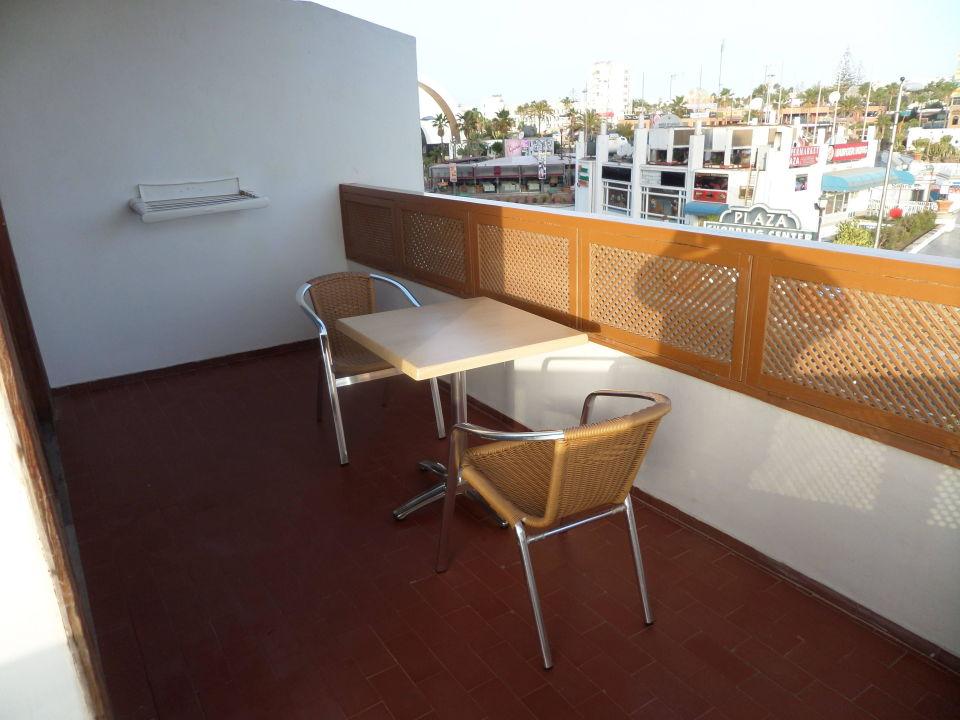 Balkon Hotel Playa del Ingles  (Vorgänger-Hotel – existiert nicht mehr)