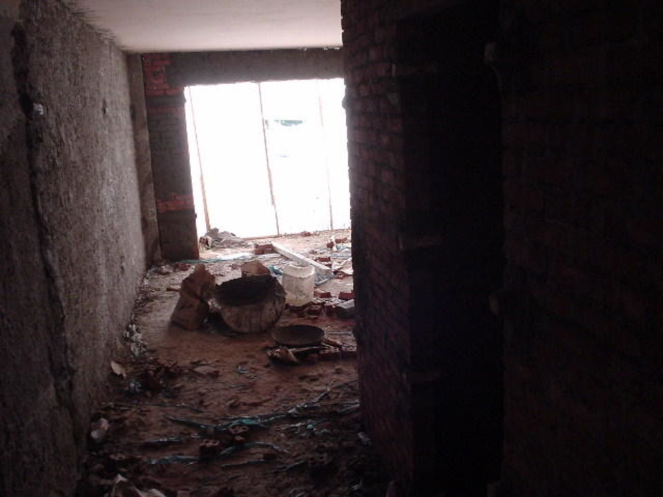 Baustelle nähe der Hotelzimmer LABRANDA Royal Makadi
