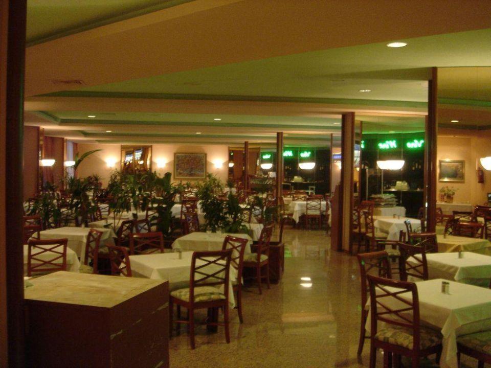 Restaurantaufnahme Hotel Beverly Playa