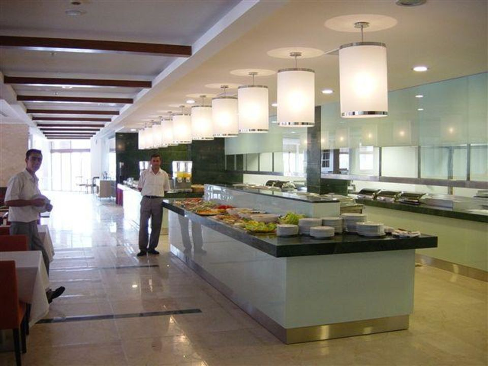 Xanthe Resort Buffet lti Xanthe Resort & Spa