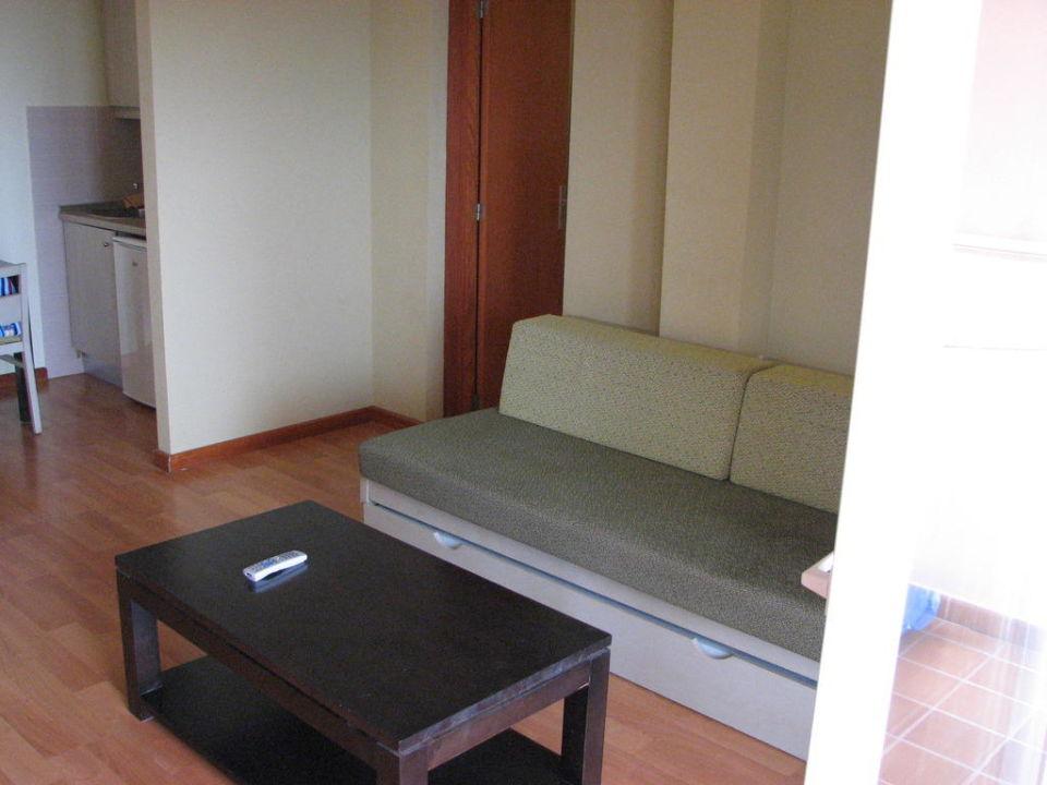 Bild w scherei zu universal hotel don camilo in sant elm for Schlafsofa donald