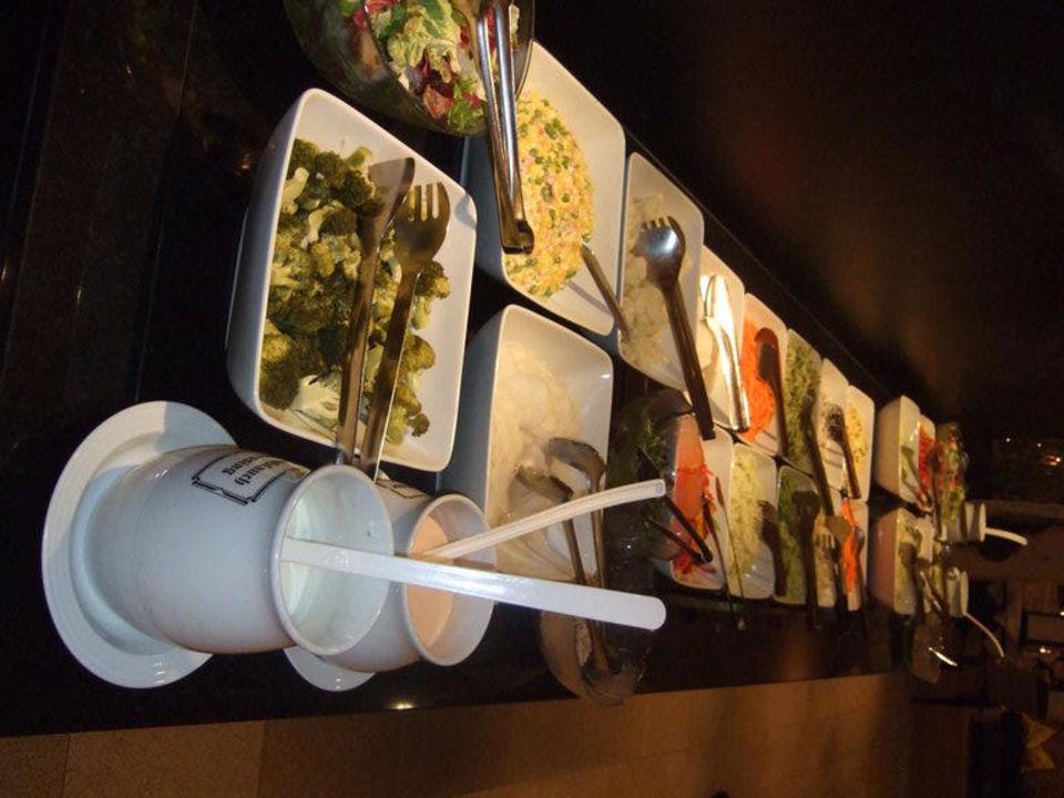 Salatbuffet Hotel Lindenwirt