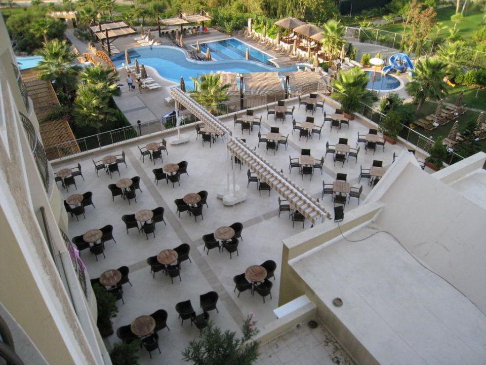 Lobby-Terrasse Hotel Adalya Resort & Spa