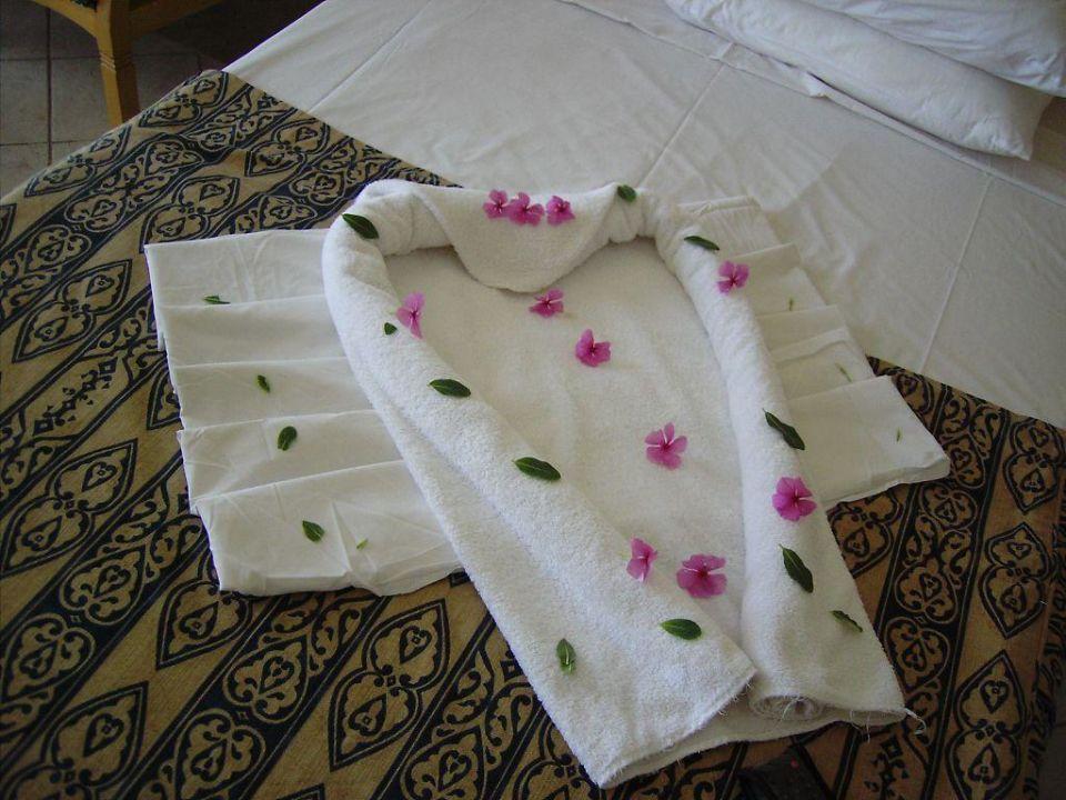 Zimmer  Bettdeko - Concorde El Salam SSH Concorde El Salam Hotel Sharm el Sheikh