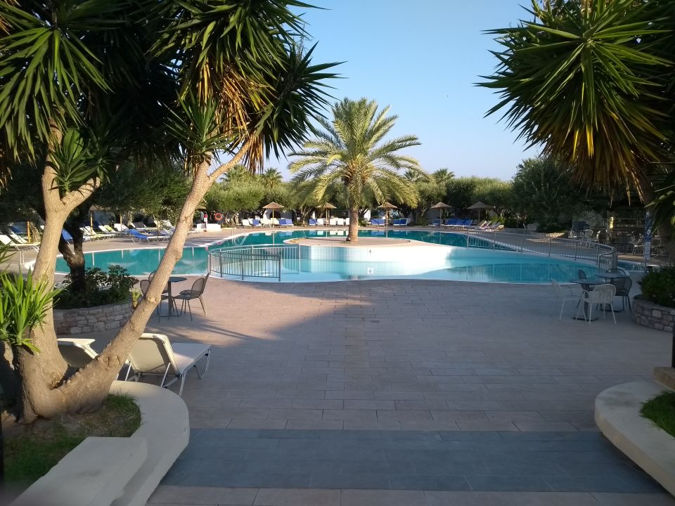 Pool Alex Beach Hotel